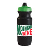 Mtn Bike 21oz Water Bottle with MoFlo Cap