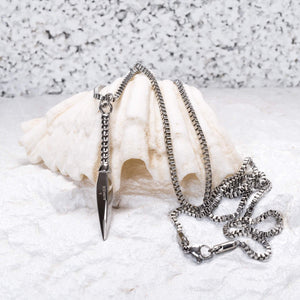 The Viking Necklace in Silver