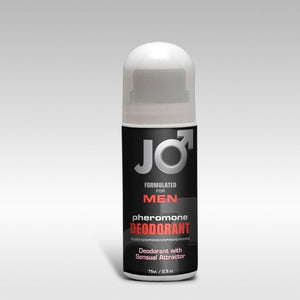 Jo Pheromone Deodorant For Men Lubricants