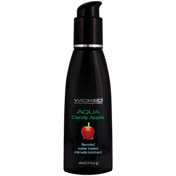 Wicked Sensual Care Aqua Lubricant, Flavored