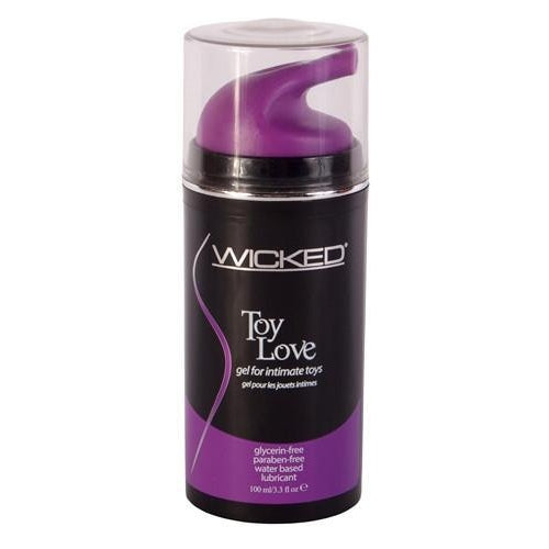 Wicked Sensual Care Toy Love Gel 3.3 oz