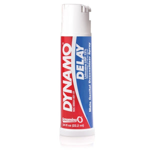 Screaming O Dynamo Delay Spray 3/4 oz. to prevent Premature Ejaculation
