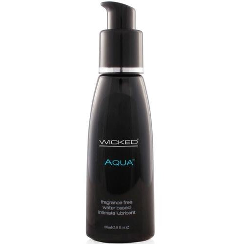 Wicked Sensual Care Aqua  Lubricant, Unscented