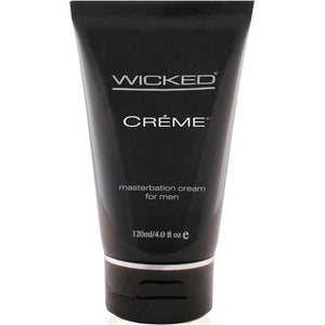 Wicked Sensual Care Masturbation Cream For Men 4 Ounce