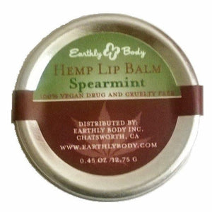 Earthly Body Lip Balm Tin