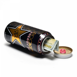 Affordable Rockstar stash can ideal for smoking and hiding your treasures