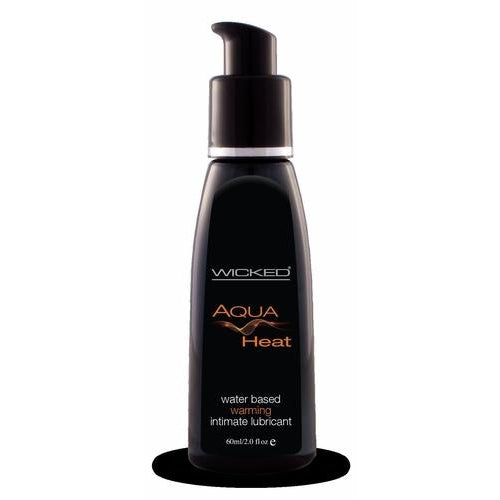 Wicked Sensual Care Aqua Heat 2 oz