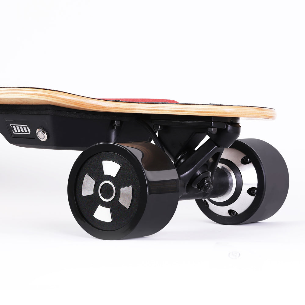 Electric Long Skateboard User's Manual