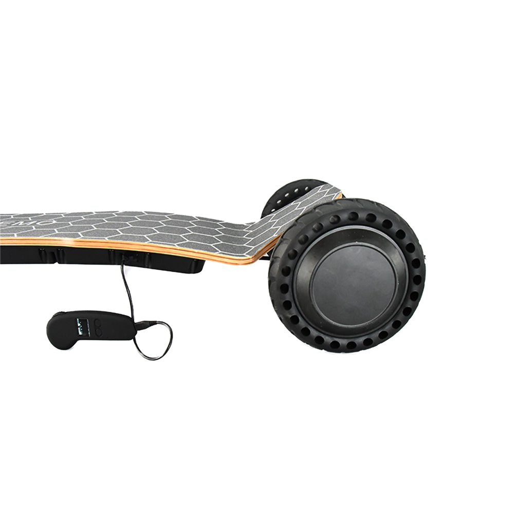 Teemoboard electric skateboard cross country