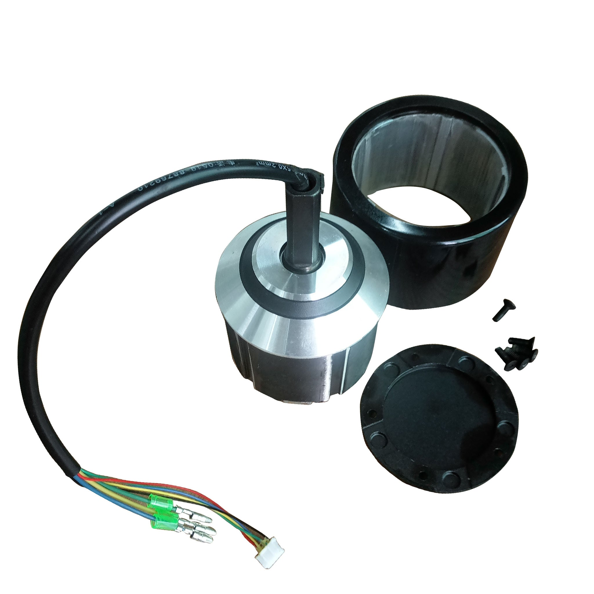 Teemo Replaceable PU Motor Wheel