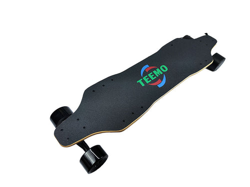 "M-3 Plus Teemo 38'' Longboard- Electric Skateboard with Wireless Remote‎   "" OLED"