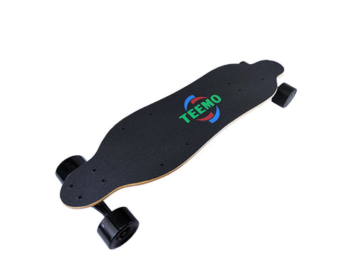 Teemo M-2 Longboard(Upgrade version)Replacement Tire Motors LG/Samsung/Sanyo Battery