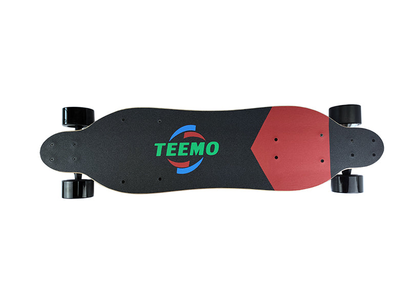 M-1 Teemo Longboard- Electric Skateboard with Wireless Remote‎