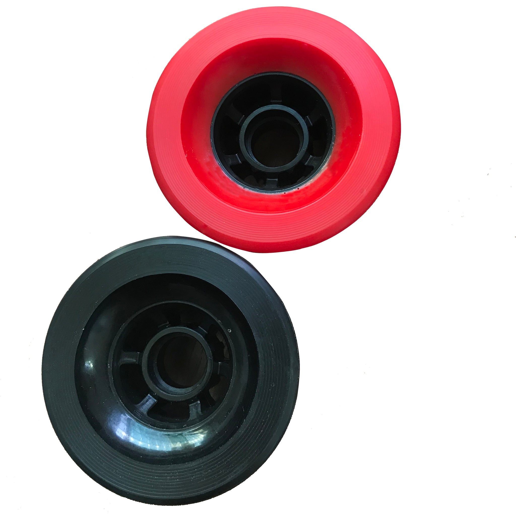 Front Wheels-PU solid tire(2pc)