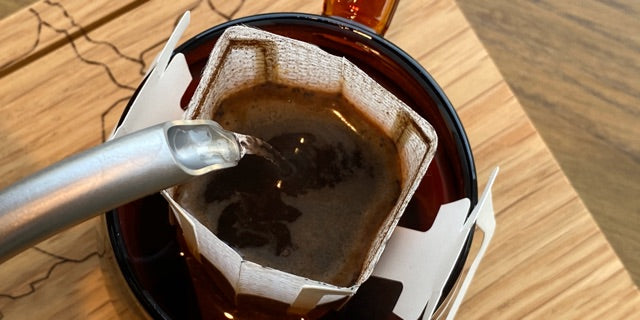Load image into Gallery viewer, Thai Specialty Coffee - Moonstone Drip Bag