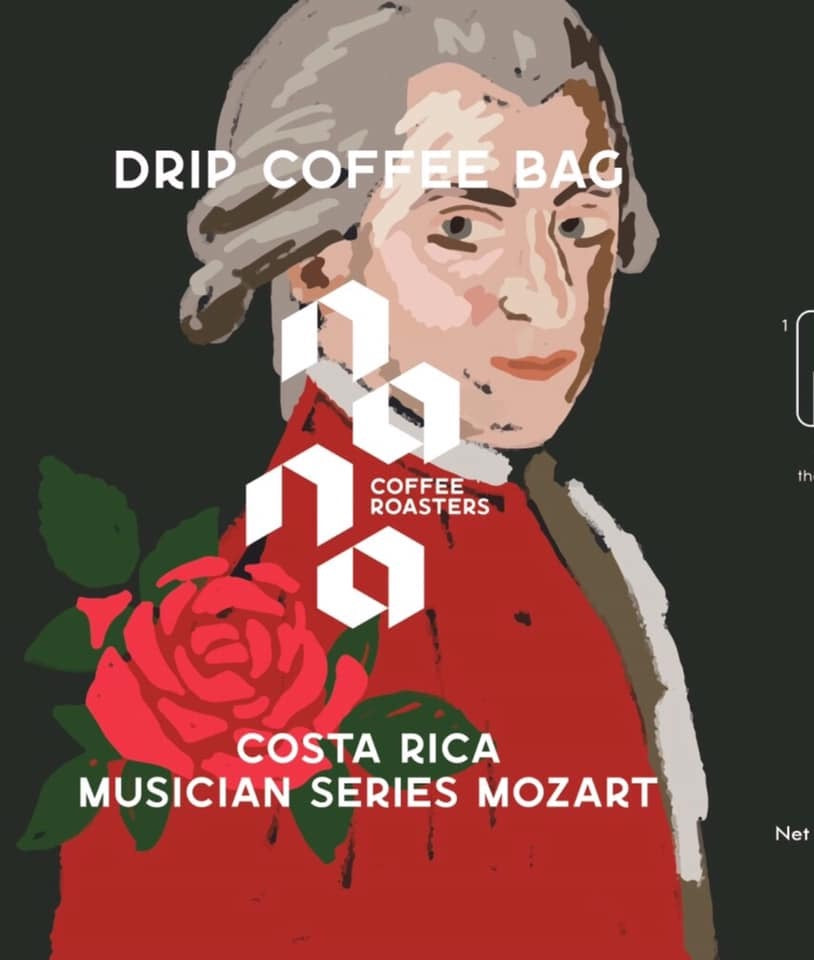 "Drip Bag ""Costa rica Mozart"""