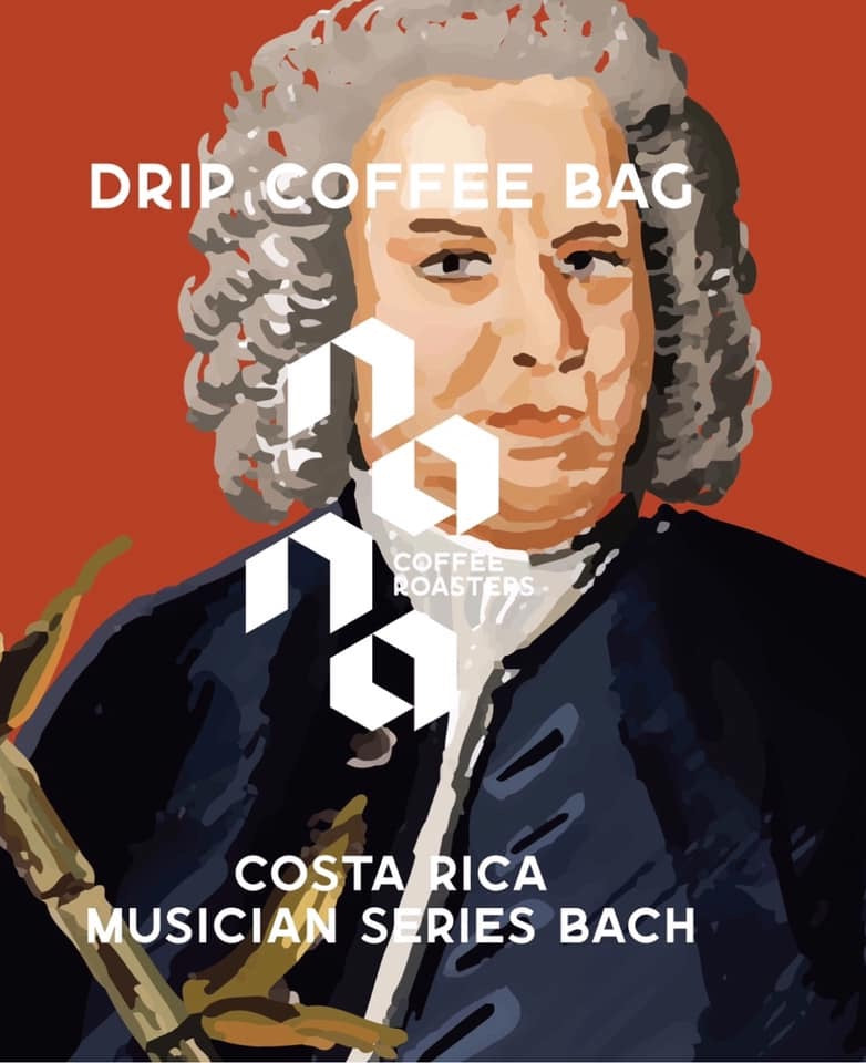 "Drip bag  Costa Rica "" Bach """