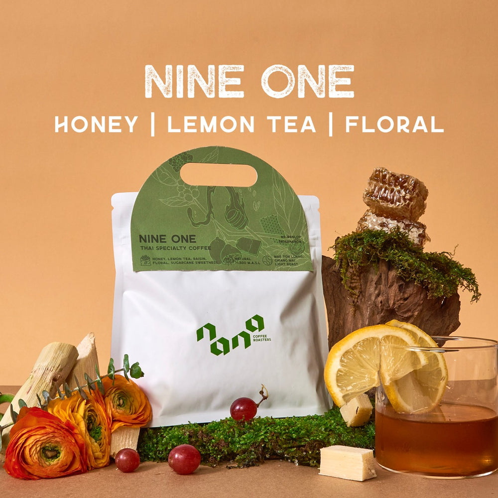 Nine One Thai Specialty Coffee
