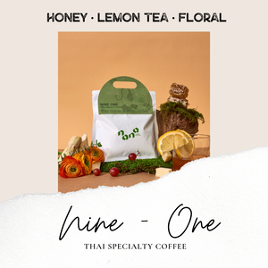 Load image into Gallery viewer, Nine One Thai Specialty Coffee