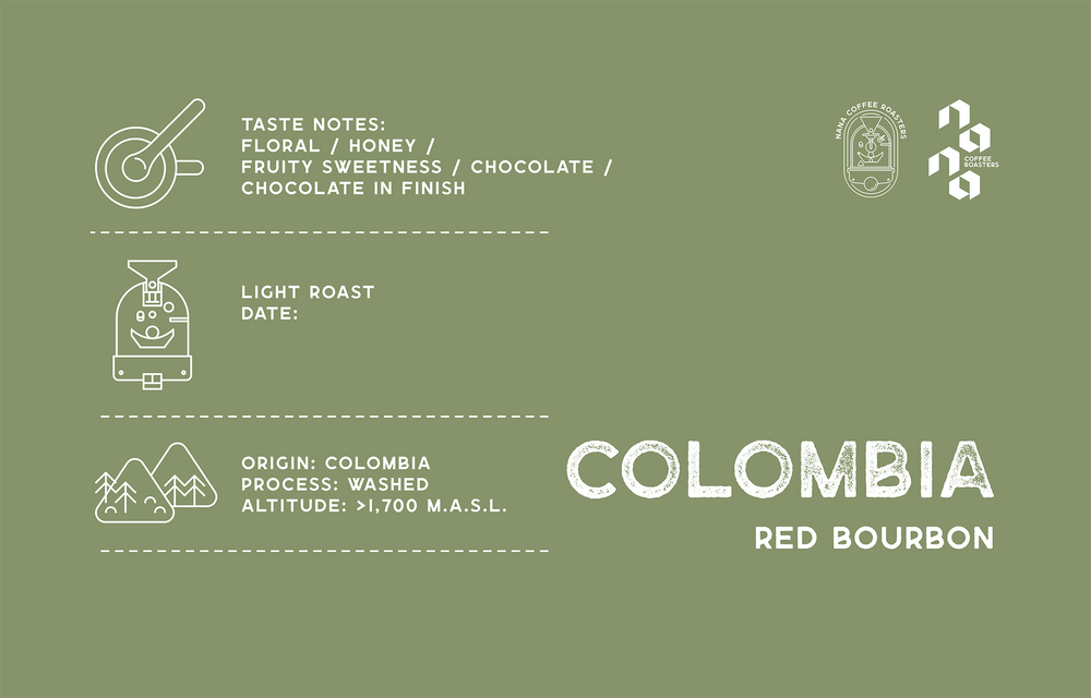 Colombia Red Bourbon (700.-)