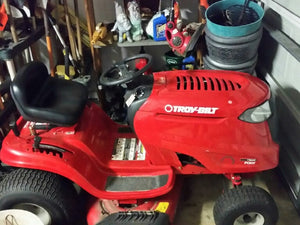 Troy Bilt Riding Mower
