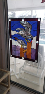 """STAINED GLASS"" - Canal Life Flora & Fauna"" Jan. 29th & Sat. 1/30/21"