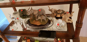 """Birds & Dogs Smalls Plus African & Asian Artwork"" - Wonderful Gifts & Cottage Style Furniture - Dealers Welcome!"
