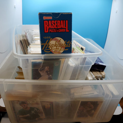 Baseball Cards Assorted 1980's-1990's