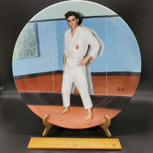 "Elvis Presley ""Going For The Black Belt"""