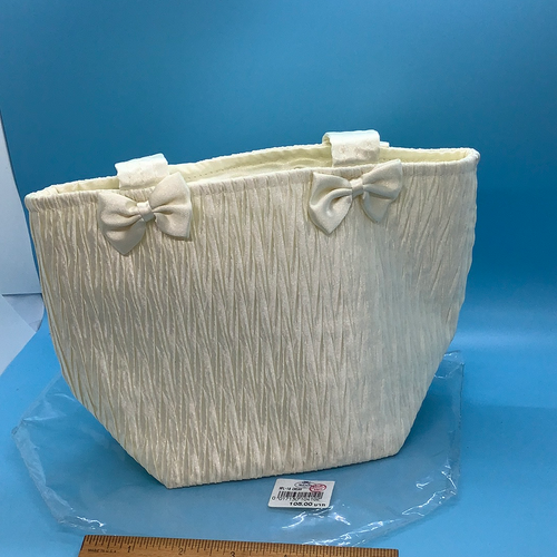 NaRYa Cream Travel Lingerie Bag