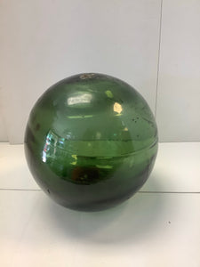 Green Fishing Glass Bouy