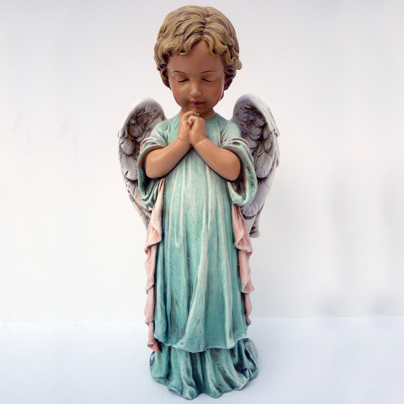 Praying Angel Boy