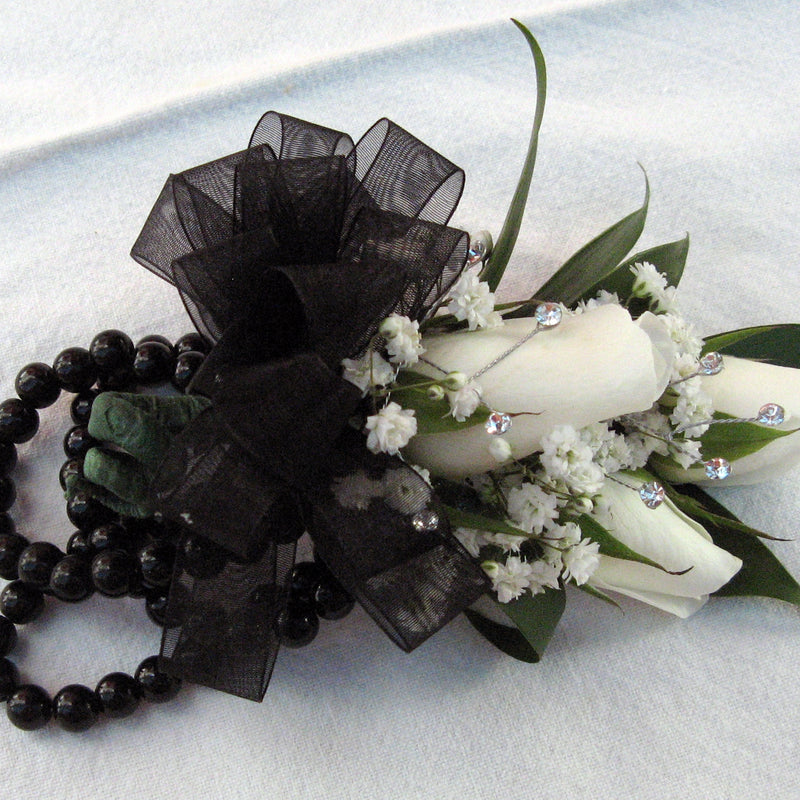 Moonlight Glow Corsage