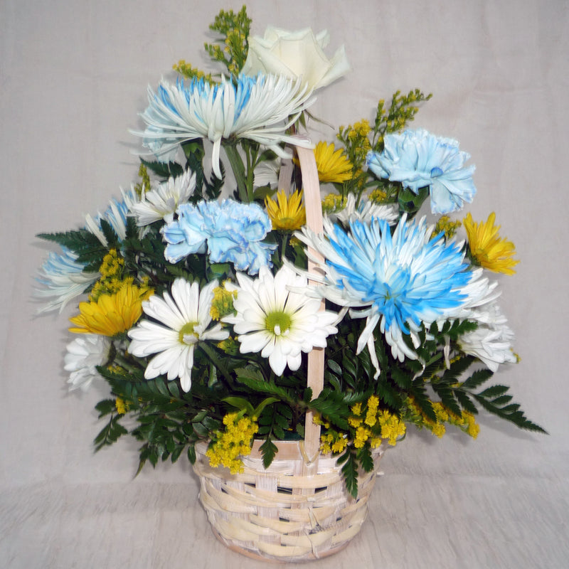Sweet Sentiments Basket