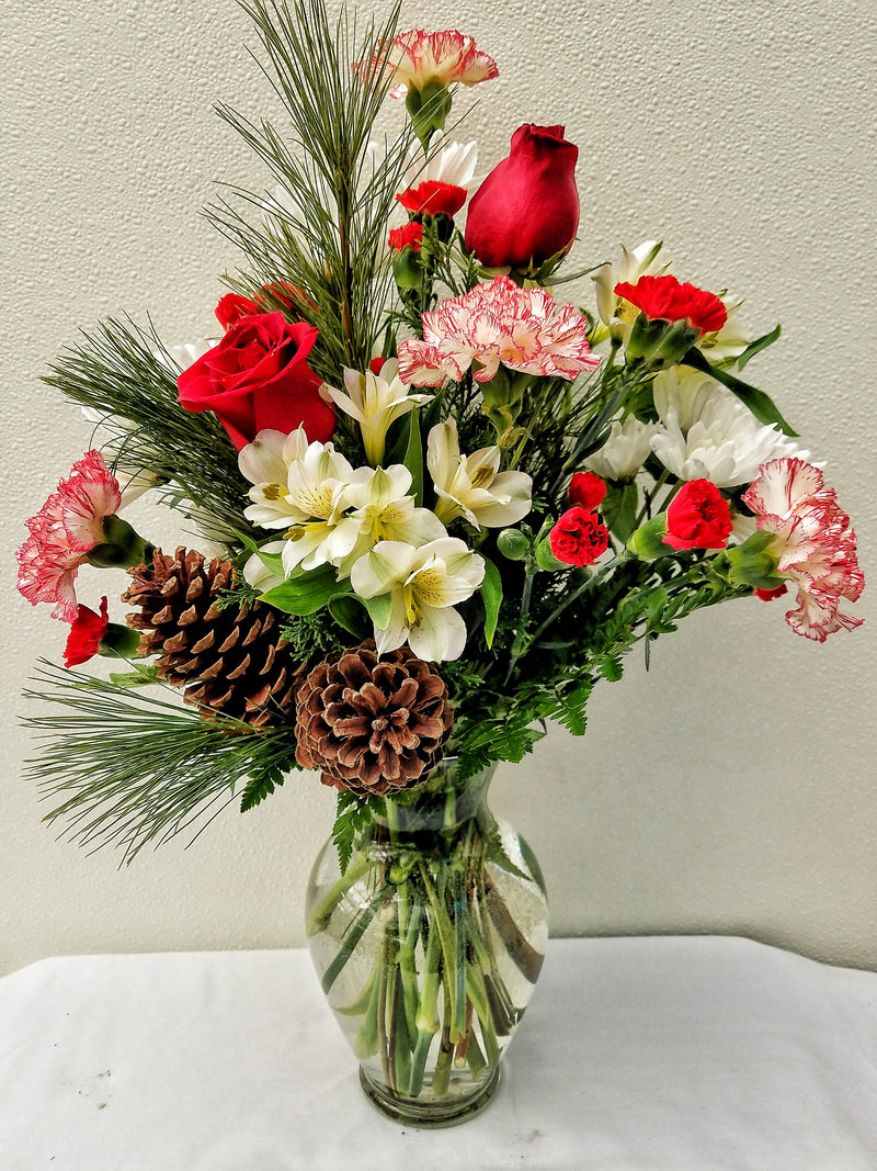 Winter Wonder Bouquet