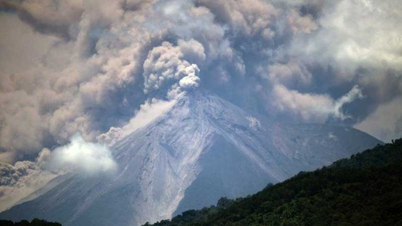 """Fuego"" Volcano Erupted a Week Ago. Here's What We've Been Doing to Help"