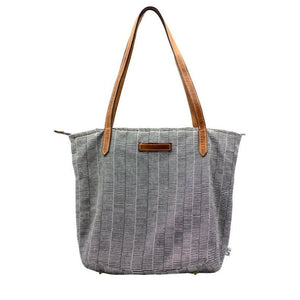 Cuarteado Shoulder Bag
