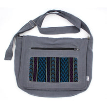 Load image into Gallery viewer, uq k'iche messenger bag