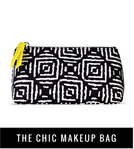 The Chic Makeup Bag