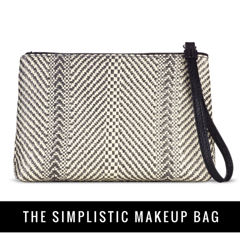 The Simplistic Makeup Bag