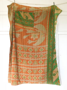 Gaia Sherpa Kantha Throw