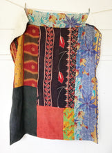Prism Patchwork Sherpa Kantha Throw