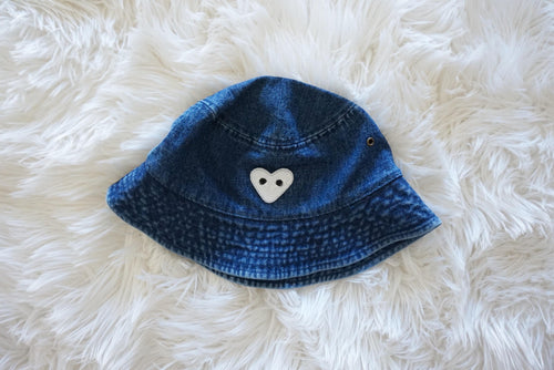 Heart Bucket Hat