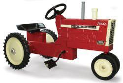 Tomy International 14898 Farmall 1206Pedal Tractor - Peazz.com