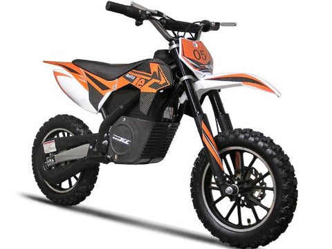 MotoTec MT-Dirt-500 Electric Dirt Bike 24v - Peazz.com