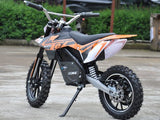 MotoTec MT-Dirt-500 Electric Dirt Bike 24v