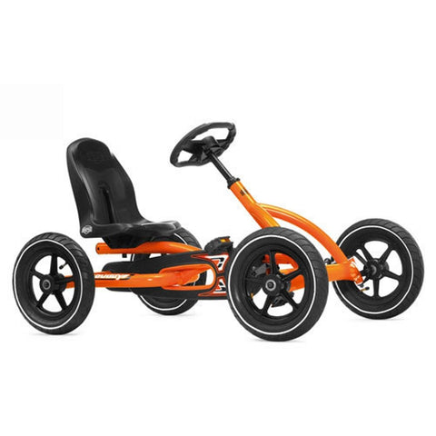 Berg Toys Buddy Pedal Go Kart 24.20.60 - Orange - FunRidingToys.com