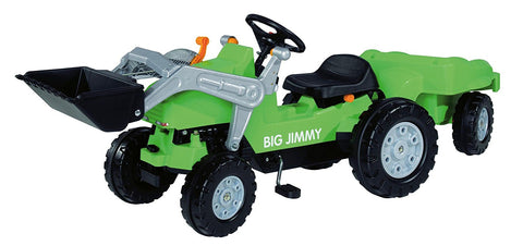 Big Jimmy Loader plus Trailer - FunRidingToys.com