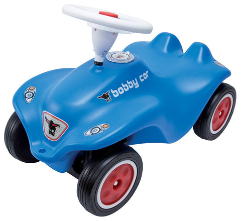 Big Bobby Car Blue - FunRidingToys.com