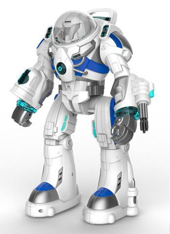 RS Robot R/C 1:14 Scale Spaceman with USB Charger